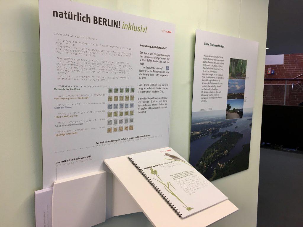Das Modul ergänzt und erweitert die Ausstellung um barrierefreie Inhalte, die für alle Besucher einen einfacheren Zugang bieten.